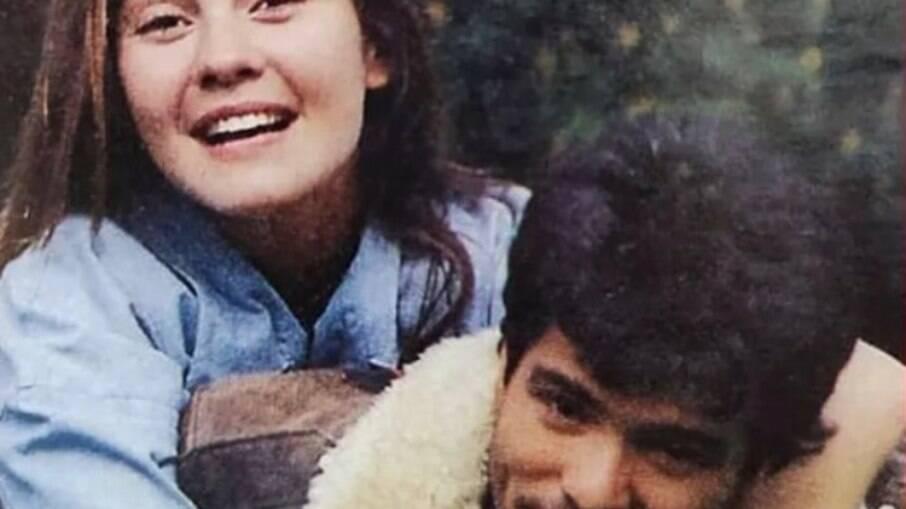 Mauricio Mattar relembra novela de 1992 com Adriana Esteves: 'Irmãzinha'