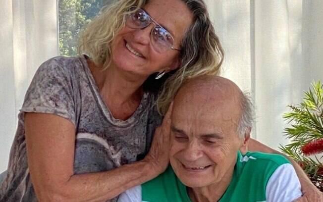 Drauzio Varella e Regina Braga