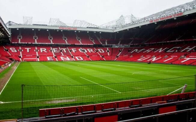 O estádio Old Trafford é o preferido de turistas que visitam a Inglaterra, segundo uma revista britânica