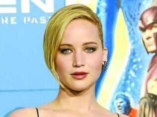 Jennifer Lawrence teve fotos íntimas publicadas na internet