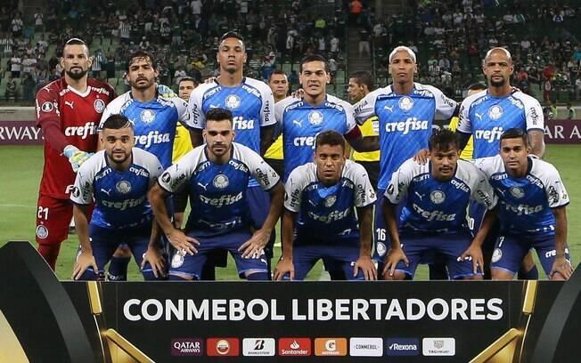 Superior em toda a partida, o Palmeiras venceu o Melgar por 3 a 0