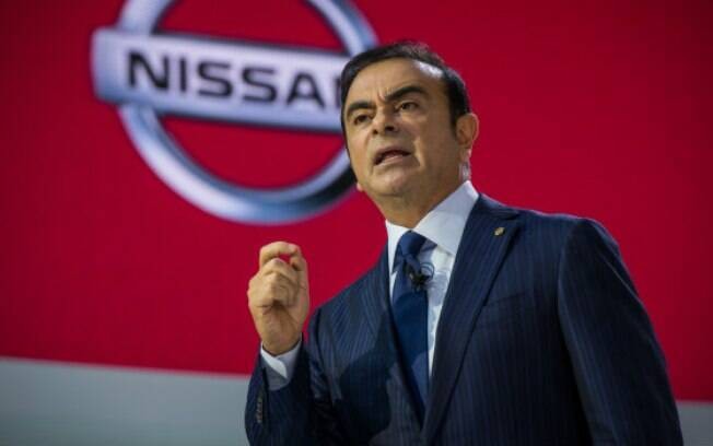 Nascido em Porto Velho (RO), Carlos Ghosn ficou popular ao cortar gastos e tirar a Nissan da falência