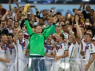 Brazil Soccer WCup Germany Argentina