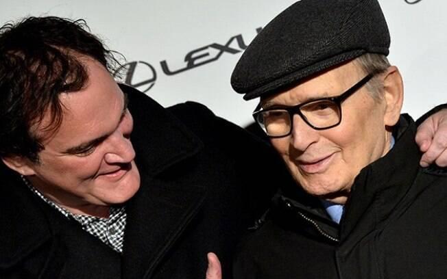 Saiba tudo sobre a polêmica entre Ennio Morricone e Quentin Tarantino