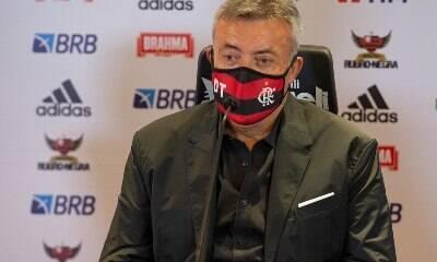 Torrent afirma que Guardiola o incentivou a aceitar cargo no Flamengo
