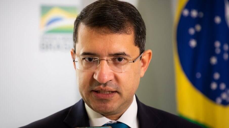 José Levi, ministro-chefe da Advocacia-Geral da União (AGU)