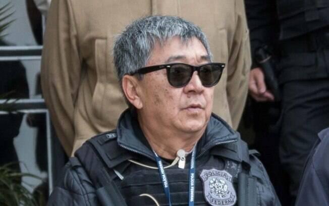 Agente Newton Ishii ganhou notoriedade ao participar das prisões mais importantes da Lava Jato