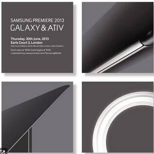 Imprensa internacional recebeu convite da Samsung para acompanhar lançamentos da linha Galaxy e Ativ