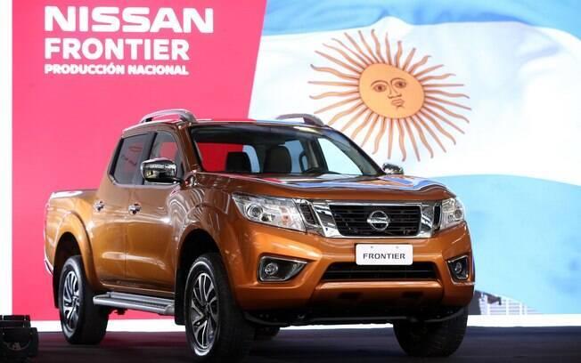 Nissan Frontier começará a ser produzida em Córdoba, sem maiores mudanças em relação ao modelo mexicano