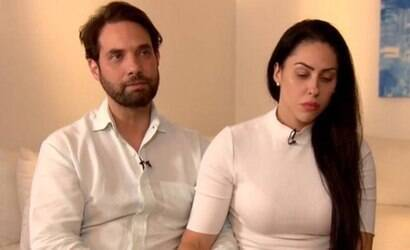 Vídeo exibe Monique e Jairinho em elevador com Henry Borel