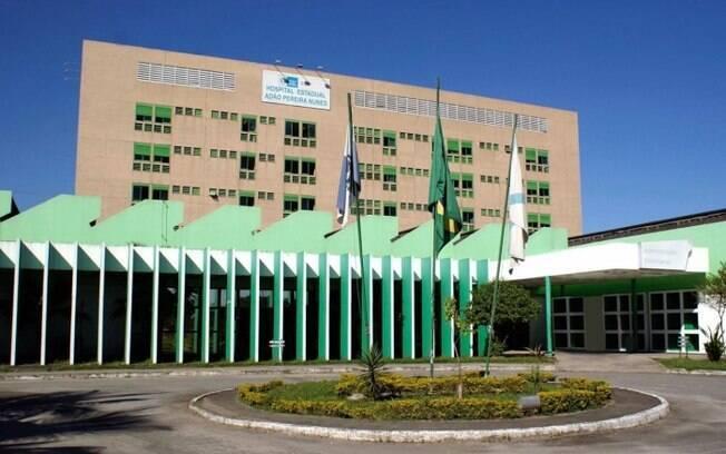 Hospital em que as vítimas de ataque estão internadas