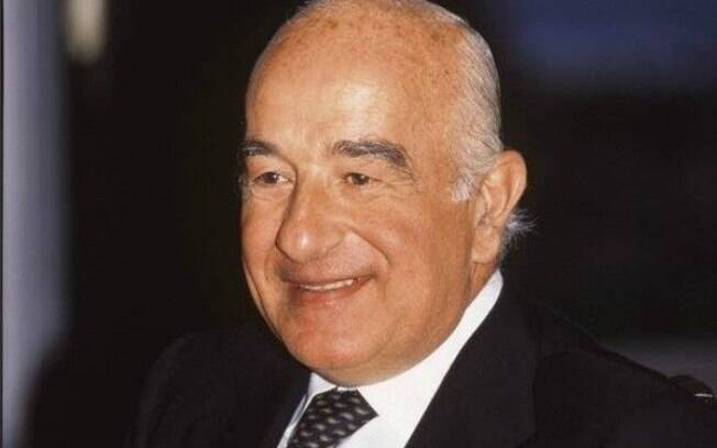2. Joseph Safra, funodador do Grupo Safra, tem fortuna avaliada em US$ 17,3 bilhões e está na 52ª posição. Foto: Getty Images