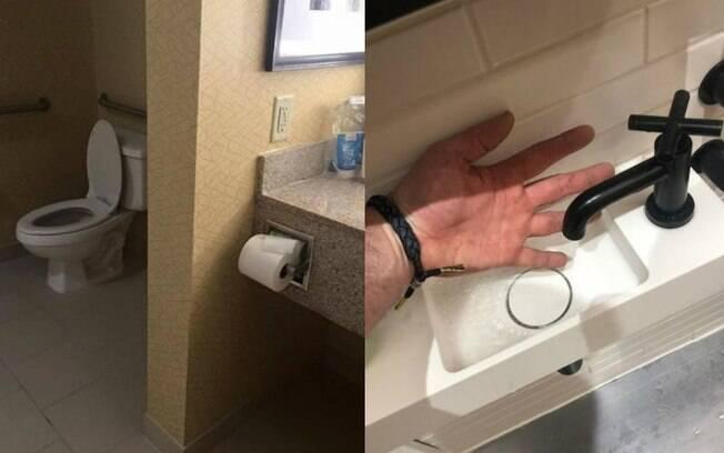 Nem sempre o planejamento dá certo – e esses banheiros são a prova de que é preciso ter cuidado ao reformar o cômodo