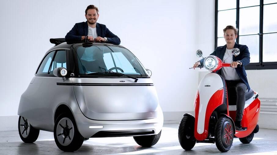 Microlino EV: versões finais dos veículos elétricos que passarão a ser vendidos primeiramente na Europa