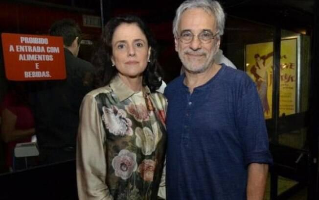 Marieta e Aderbal estão internados no mesmo hospital
