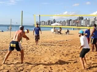 Sob o comando de Leandro Brachola, dupla treinou no Rio de Janeiro