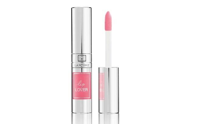 O Lip Lover, da Lancôme, vem em 9 tons de rosa numa combinação perfeita para os lábios, reunindo cor, brilho e cuidado em um só produto l R$149