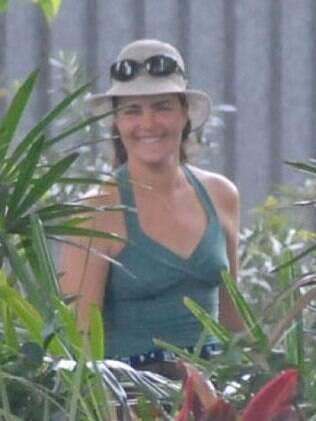 Ana Paula Arósio foi fotografada pela revista