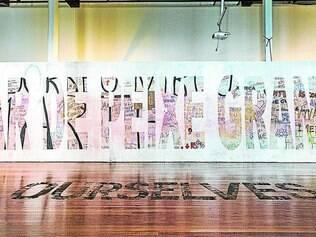 Participação. Nós, Temporários, grupo de BH, levou ao Museu de Arte do Rio, provocações sobre os espaços institucionais da arte, refletindo também sobre o acesso à cultura