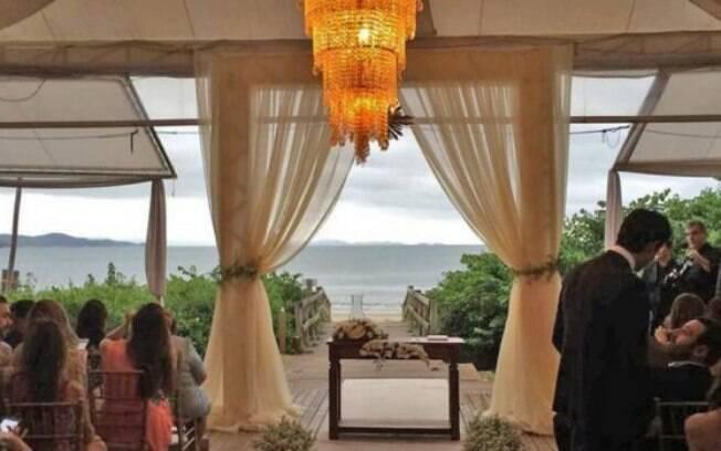 Suspeita-se que casamento de luxo tenha sido bancado com verbas da Lei Rouanet
