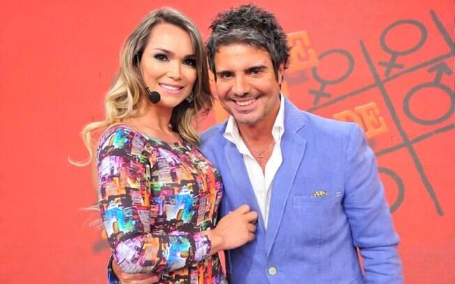 João Kleber assume namoro com Vice Miss Bumbum
