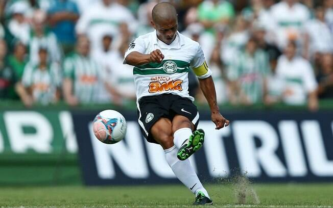 Alex, ídolo do Coritiba