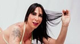 Ex-Miss vive romance jogador do Palmeiras