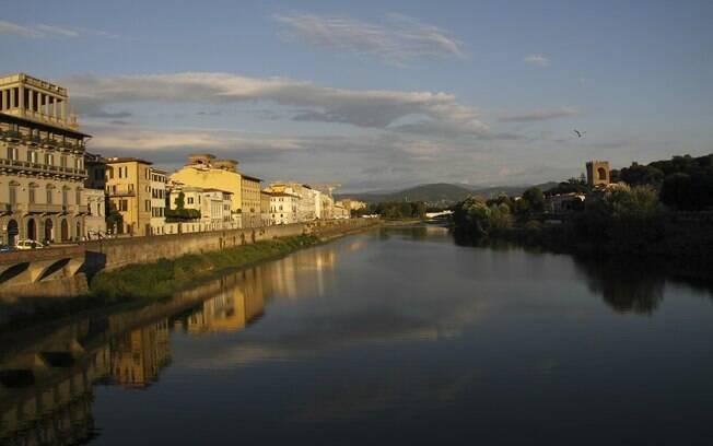 Firenze, capital da Toscana