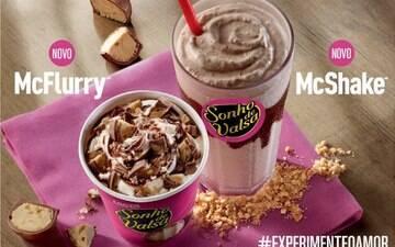McDonald's lança sobremesas de Sonho de Valsa e leva internet à loucura