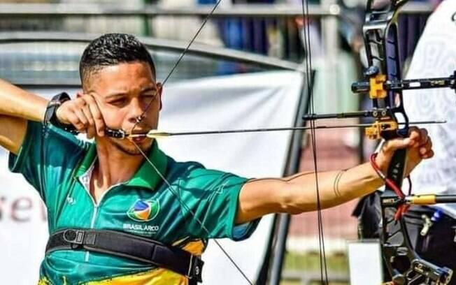 De Campinas, Esdras Rocha garante vaga do Brasil nas Paralimpíadas de Tóquio