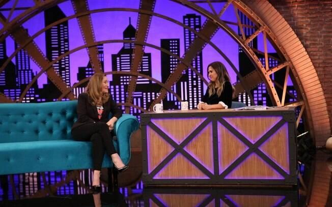 Sônia Abrão fala de Anitta, Zezé di Camargo e outros famosos durante participação no programa