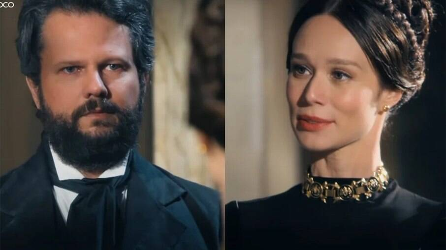 Luisa termina caso com Dom Pedro II