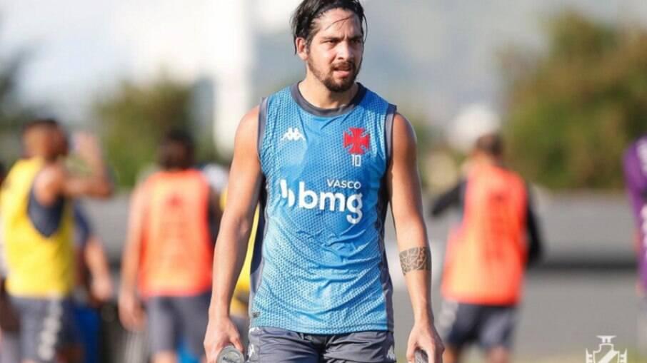 Benítez pode deixar o Vasco rumo ao São Paulo