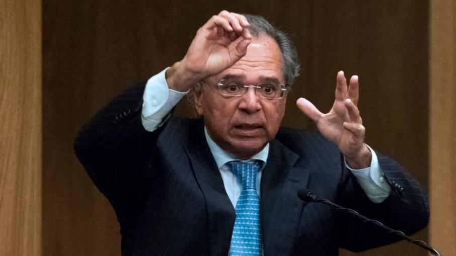 Guedes critica CPI e acusou país de antecipar ciclo eleitoral