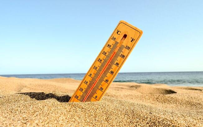 Intensa e grande onda de calor nos últimos dias bateu recordes históricos da primavera de 2014, quando o Brasil também teve uma excepcional onde de calor
