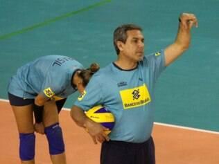 Treinador da seleção vê bom começo de ciclo olímpico para o Brasil