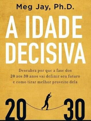 Livro de Meg Jay foi traduzido e recém lançado no Brasil