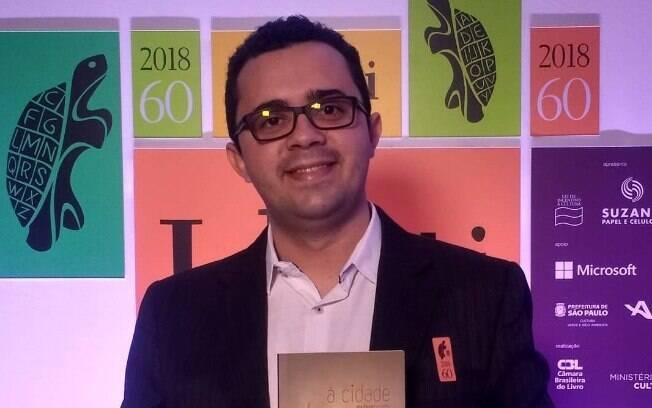 Novos poetas: Mailson Furtado, ganhador do Prêmio Jabuti de 2018 com a obra