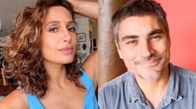 Camila Pitanga apresenta novo namorado à família