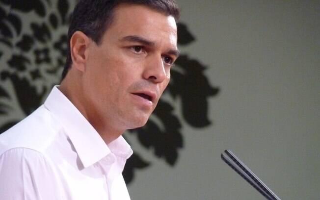 O primeiro-ministr espanhol, Pedro Sánchez, anunciou aumento de 22% no valor do salário mínimo
