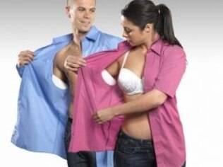 Já ouviu falar em absorvente de axila?