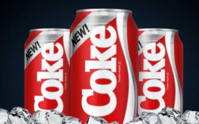 New Coke, fracasso em 1985, volta às prateleiras por conta da série
