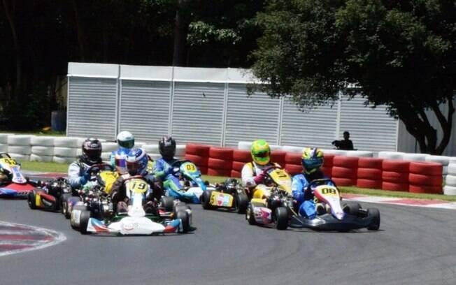 Copa Fortex de Kart promove sua 4ª etapa neste domingo