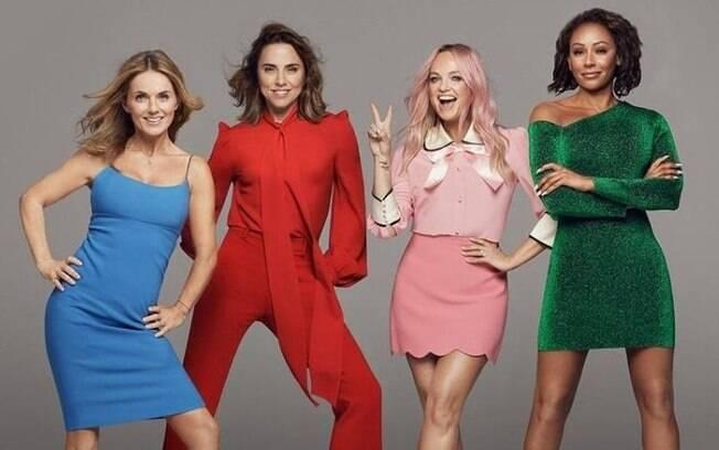 Mel B já tinha confirmado que o retorno das Spice Girls aconteceria com ou sem Victoria Beckham