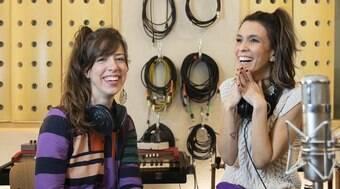 Sarah Oliveira e Roberta Martinelli lançam o podcast