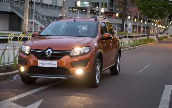 Renault Stepway: para a marca, o produto é tão único que até o nome Sandero foi descartado