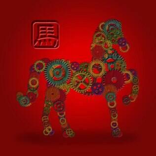 Se 2013 foi um ano de rupturas, 2014 será um ano de recomeços e mudanças, representado pelo Cavalo