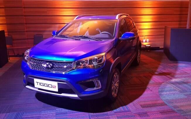 Chery Tiggo 2: nova geração do SUV da marca chinesa chega com preço atraente e linhas mais modernas