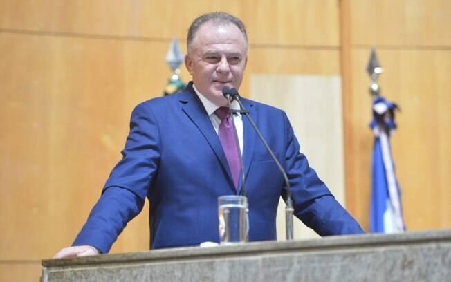 Renato Casagrande, governador do Espírito Santo