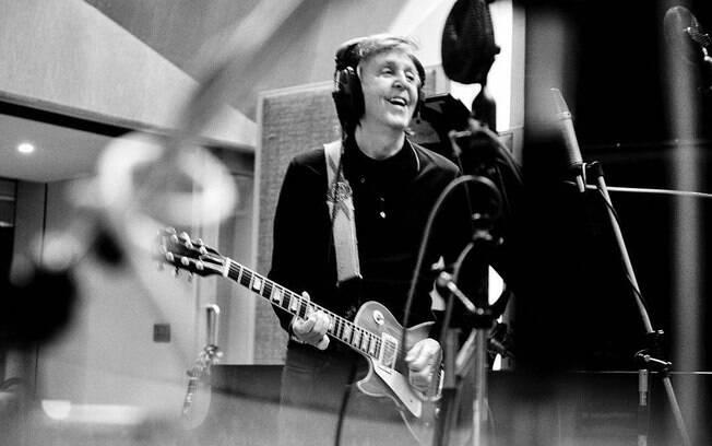 Paul McCartney falou sobre a morte de Aretha Franklin